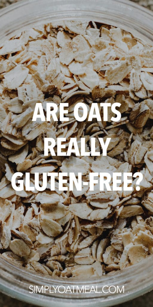Are Oats Really Gluten Free?