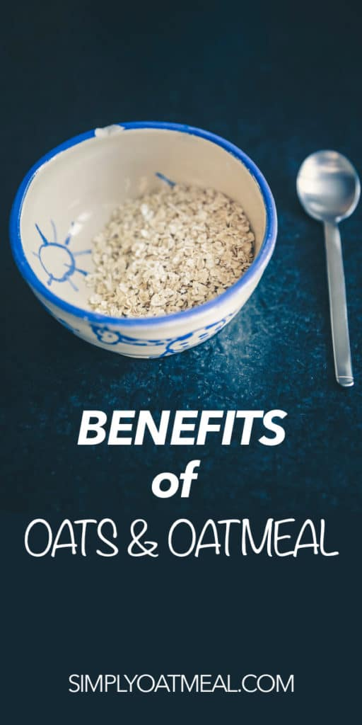 Benefits of oats and oatmeal