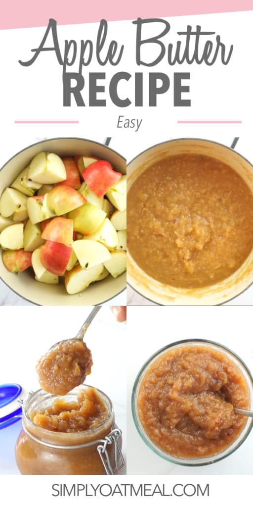 Steps for how to make this easy apple butter recipe