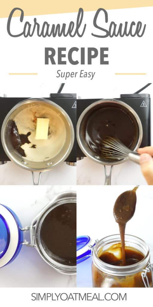 easy caramel sauce recipe from scratch