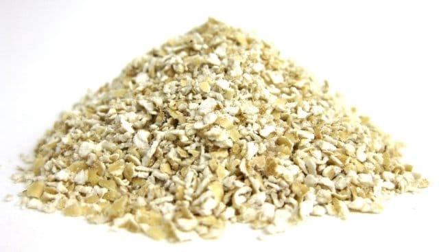 oat bran on a flat surface