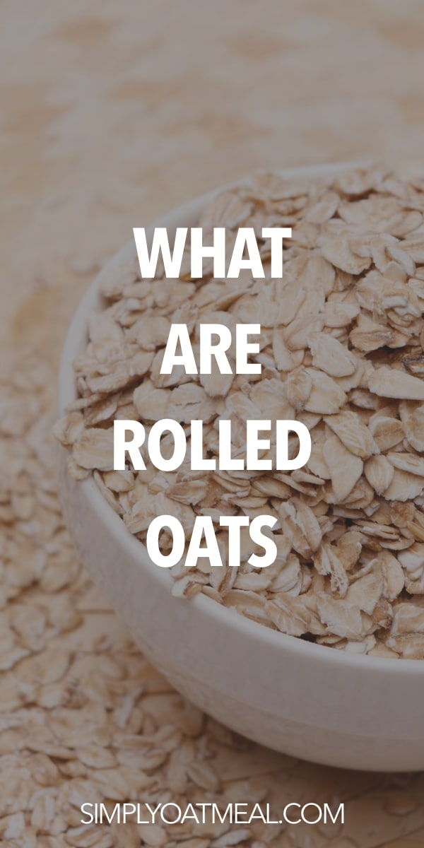 rolled oats nutrition information