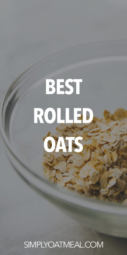 Best old fashioned oats