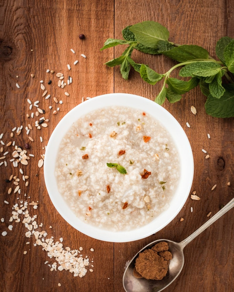 Bay oatmeal vs regular oatmeal - what is the difference?