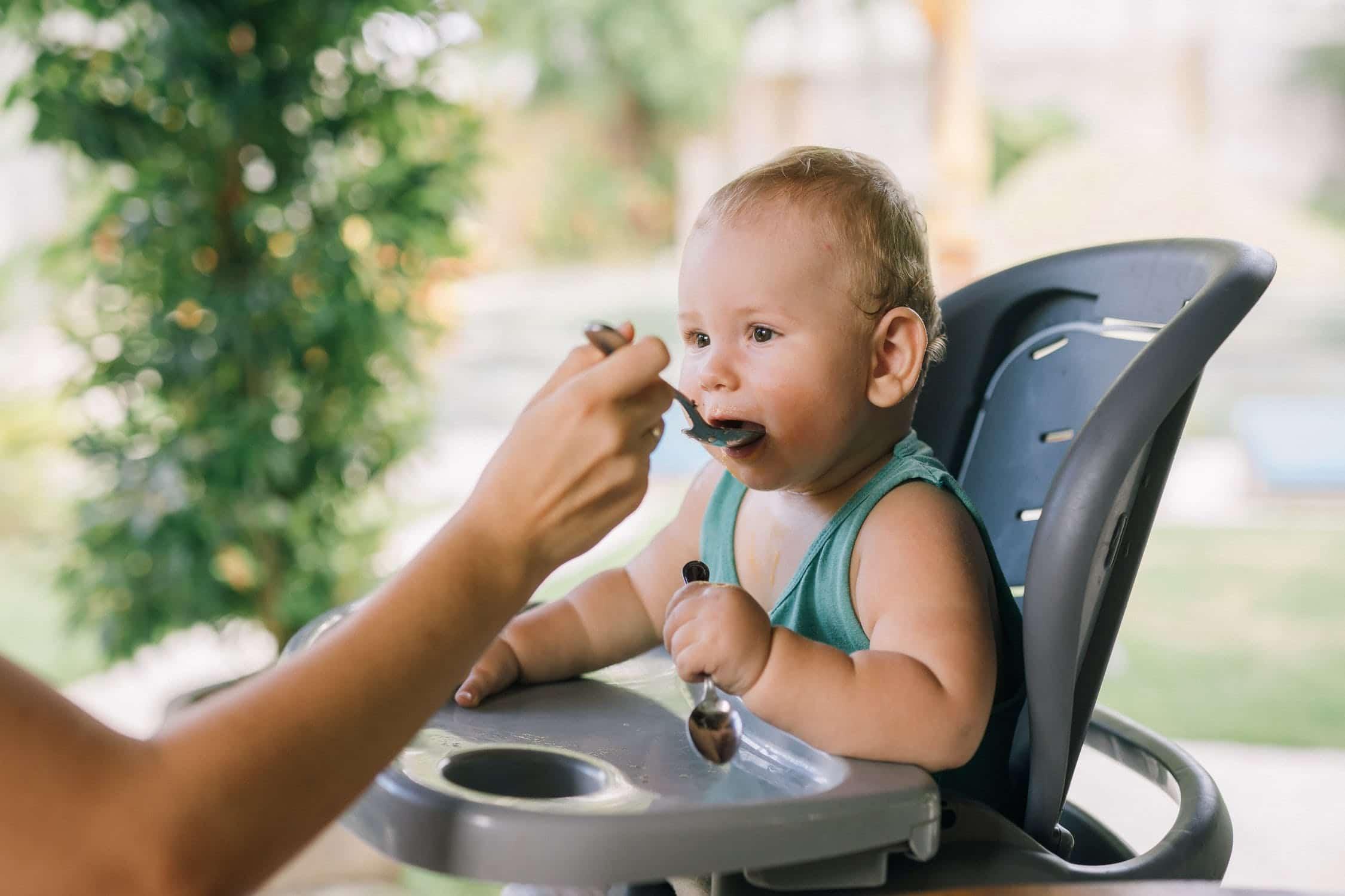Can babies eat oatmeal?