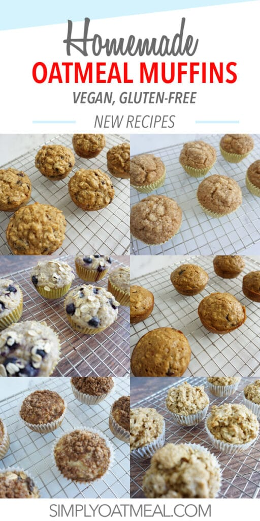 How to make oatmeal muffins