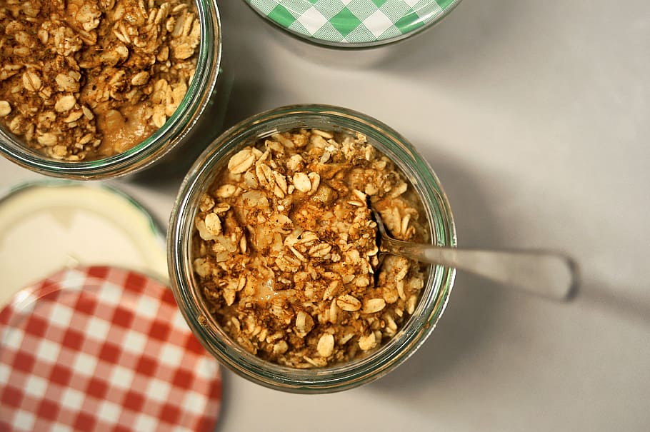 How long can you store overnight oats?