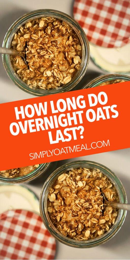 How long do overnight last?