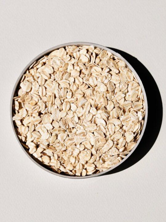 How long to soak overnight oats
