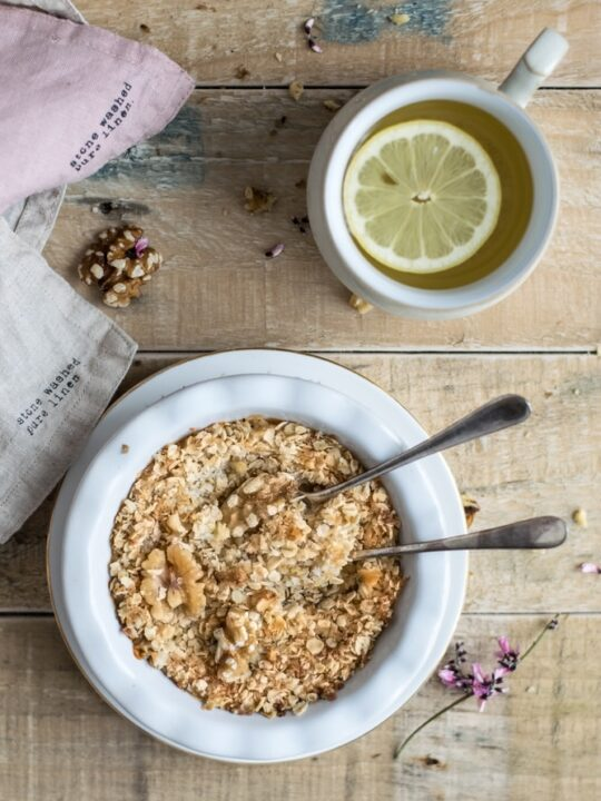 Is Eating Raw Oats Healthy?