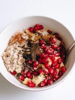 protein powder for oatmeal