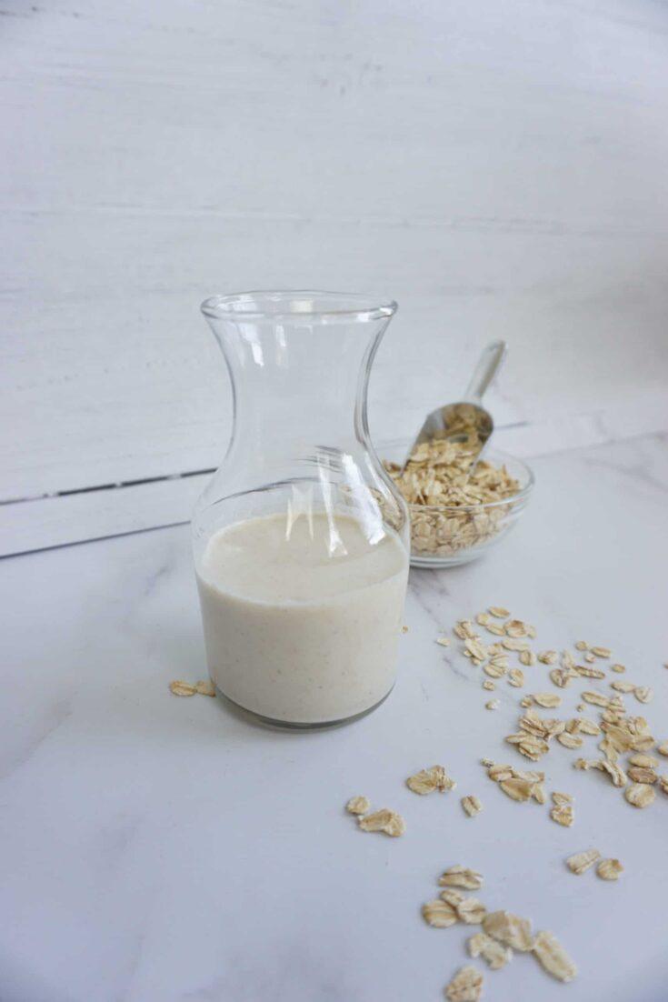easy oat creamer