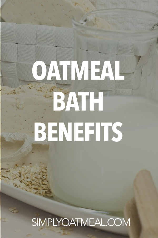 oatmeal bath benefits