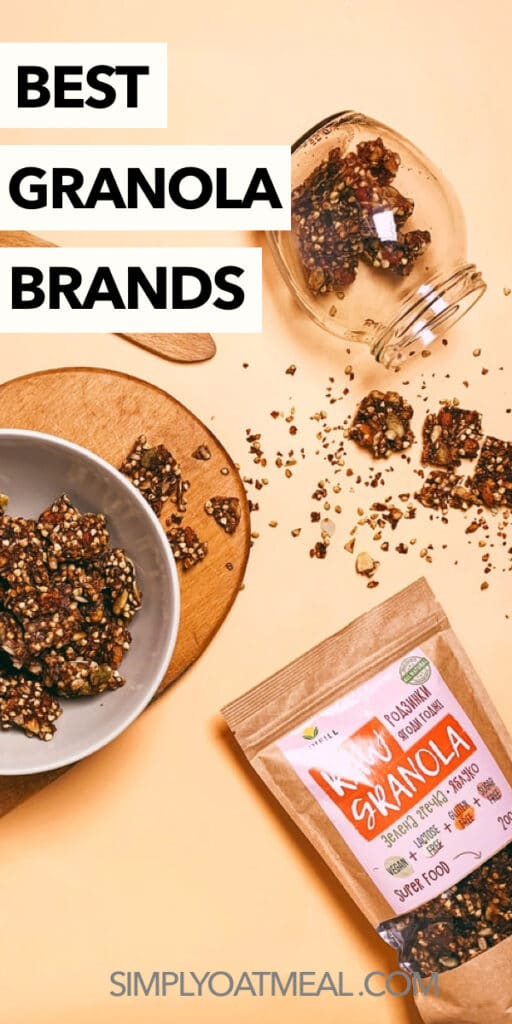 What are the best granola brands