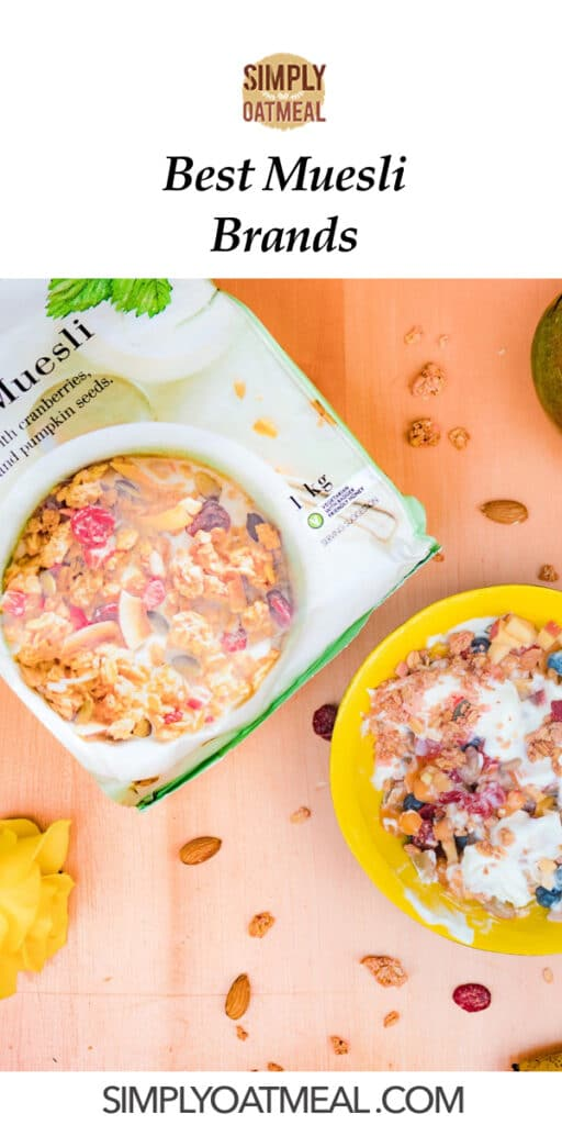 What are the best muesli brands