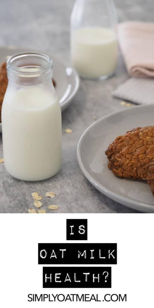 Oat milk healthy